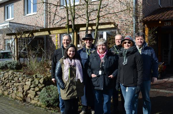 Team Kohl: Stefan B., Annika B., Andreas E., Daniela N., Lesley N., Barbara M., Thomas L.